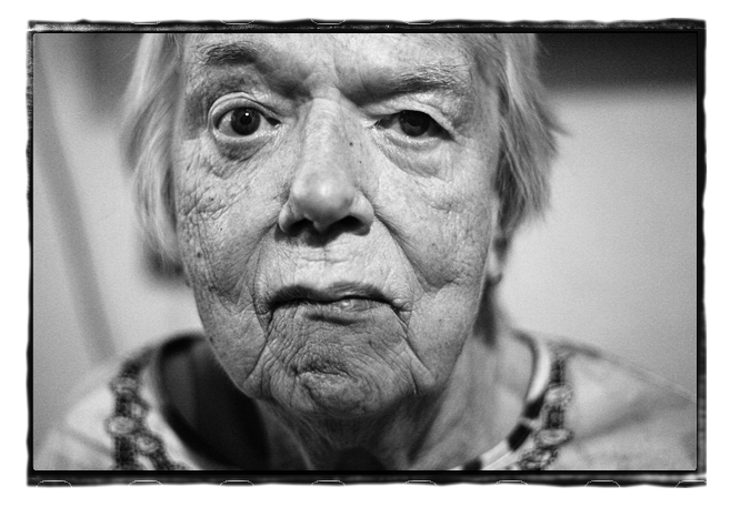 Elders portrait Libuska