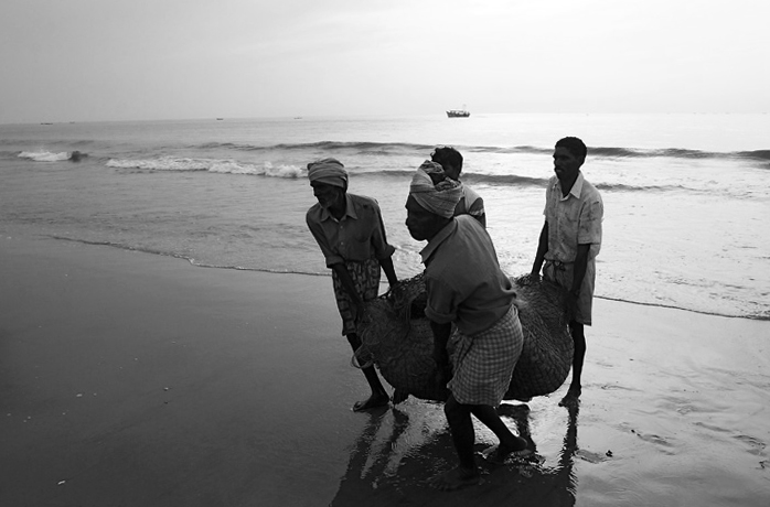 Fishermen of the Bay of Bengal