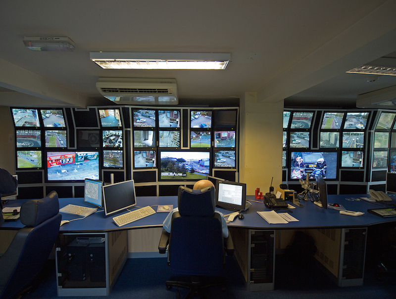Housing Control Room