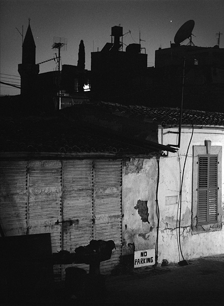 Nicosia in Dark and White #32-04