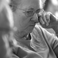 An Alzheimer's Widow