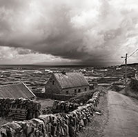Inishman, 2007, Aran Islands, Ireland