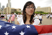 Dallas Immigration March 2010