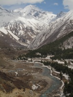 View from Chitkul