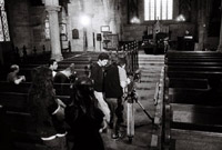 Opening Scenes at St Stephens