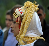 Gorani Muslims celebrate Orthodox St George�s Day