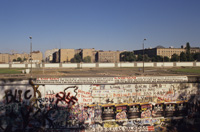 The Berlin Wall : Potsdamer Platz ; No Man's Land