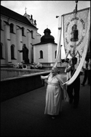 Procession at Jasna Gora